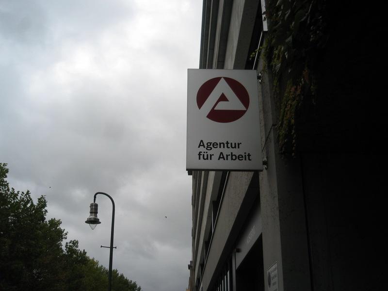 Agentur fuer Arbeit Berlin-Mitte