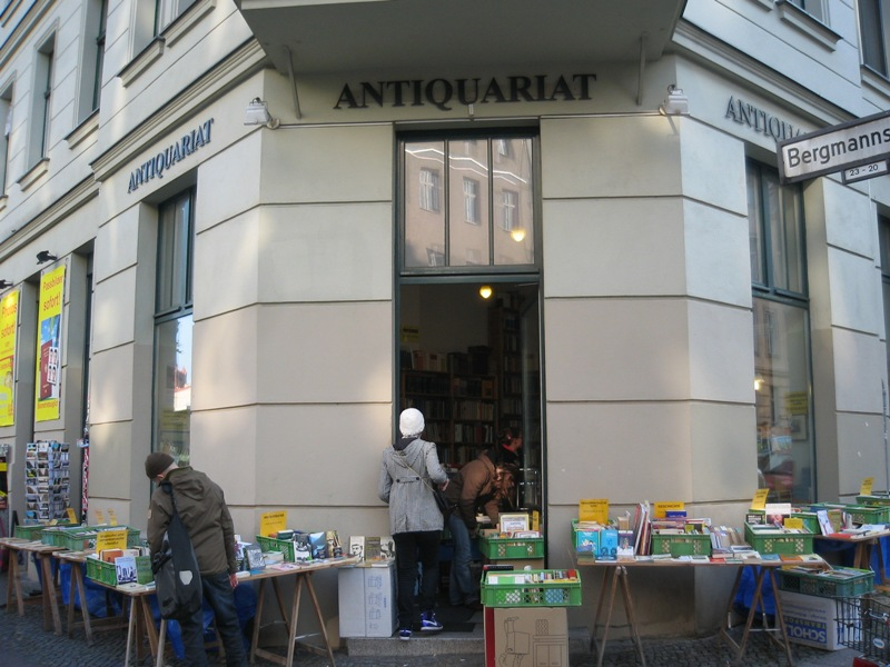 Antiquariat Fetting Minx Berlin-Kreuzberg