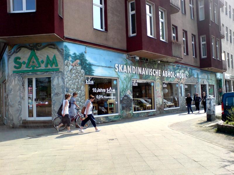 S.A.M. Skandinavische Abholmöbel Fotos & Bewertungen   kreuzberg24.net