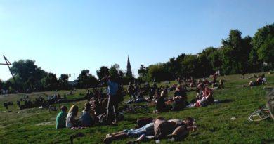 1. Mai Berlin-Kreuzberg