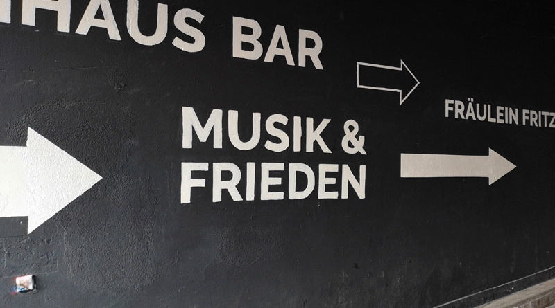 Musik und Frieden Berlin-Kreuzberg