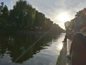 Landwehrkanal Bouleplatz-Berlin-Kreuzberg