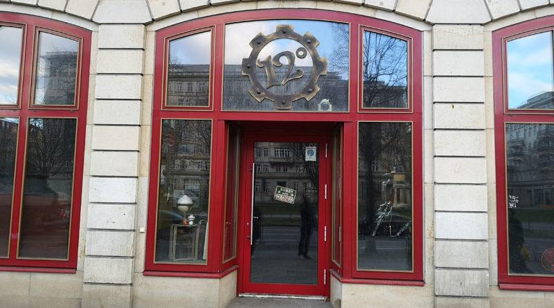 12 Grad Aetherloge Berlin-Friedrichshain