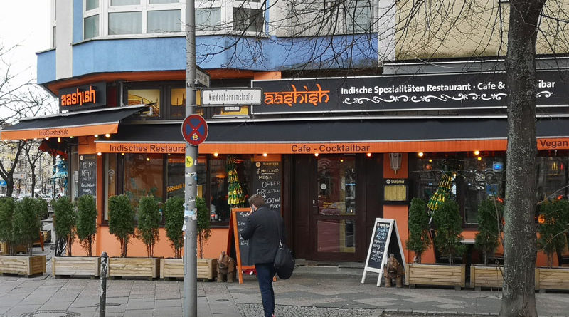 Aashish Berlin-Friedrichshain