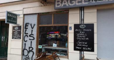 Bagel & Friends Berlin-Friedrichshain