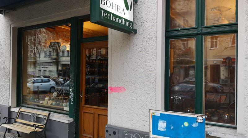 Bohea Teehandlung Berlin-Friedrichshain