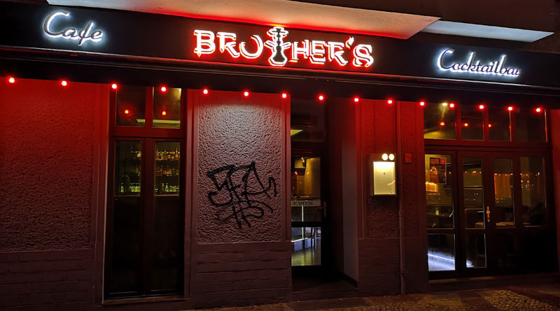 Cafe Brother's Berlin-Friedrichshain