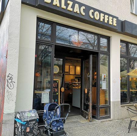 Balzac Coffee Schönhauser Allee Berlin-Prenzlauer Berg
