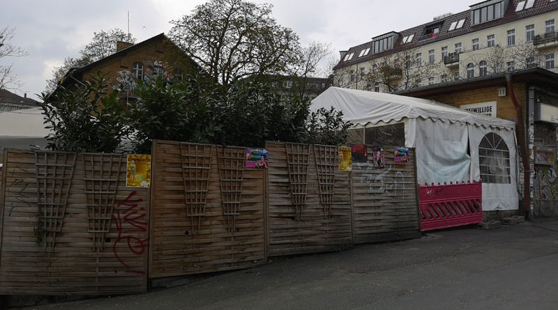 Bar Zum schmutzigen Hobby Berlin-Friedrichshain