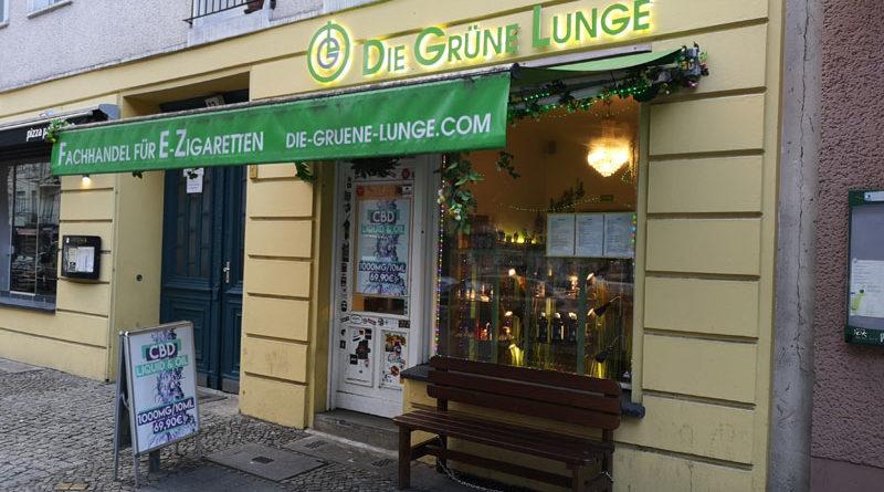 Die grüne Lunge Berlin-Friedrichshain