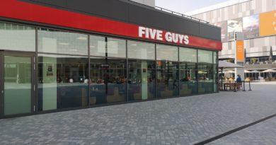 Five Guys Berlin-Friedrichshain