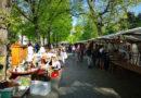 Flohmarkt am Boxhagener Berlin-Friedrichshain