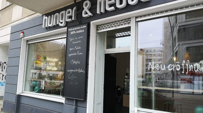 Hunger & Freude Berlin-Friedrichshain