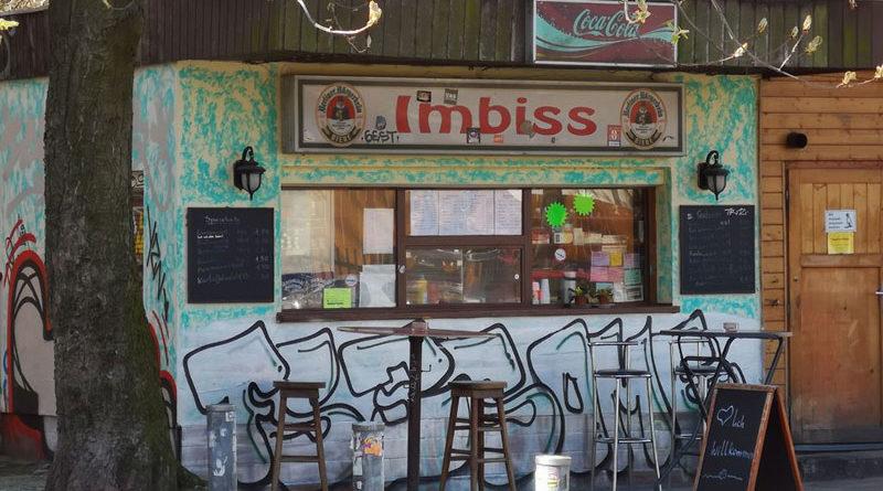 Imbiss Sonntagstrasse 24 Berlin-Friedrichshain