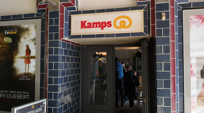 Kamps Backstube Hackescher Markt Berlin-Mitte