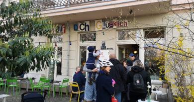 Kauf dich glücklich Berlin-Prenzlauer Berg