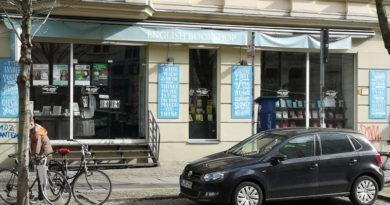 Love Story of Berlin - English bookstore Berlin-Prenzlauer Berg