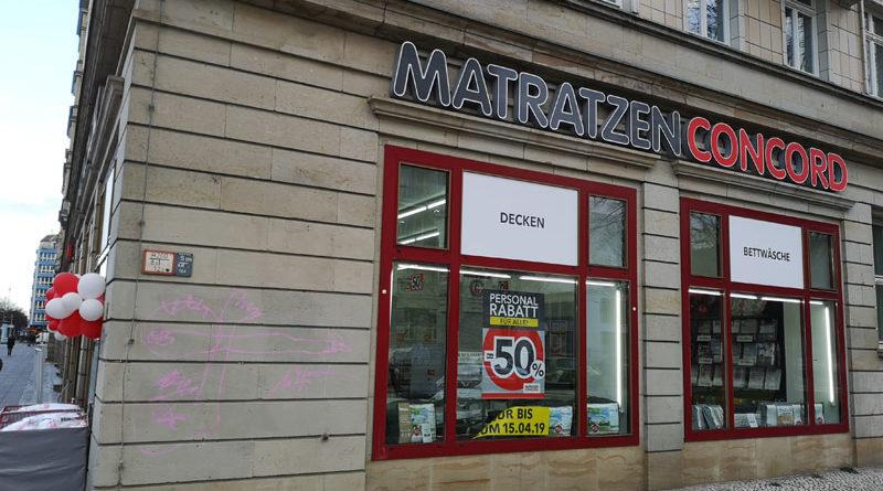 Matratzen Concord Frankfurter Allee 16 Berlin-Friedrichshain