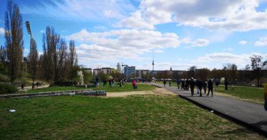 Mauerpark Berlin-Prenzlauer-Berg