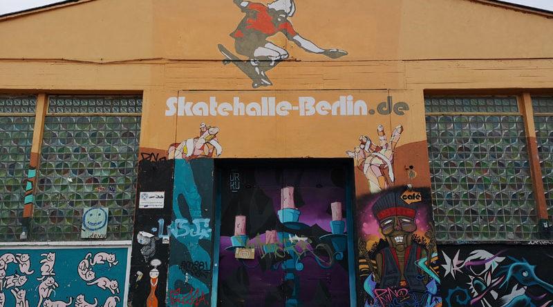 Skatehalle Berlin-Friedrichshain