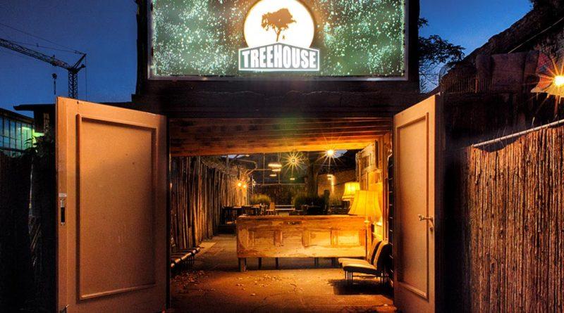 Treehouse Berlin-Friedrichshain