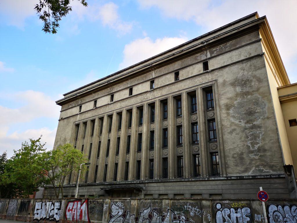 Berghain Panorama-Bar Berlin-Friedrichshain
